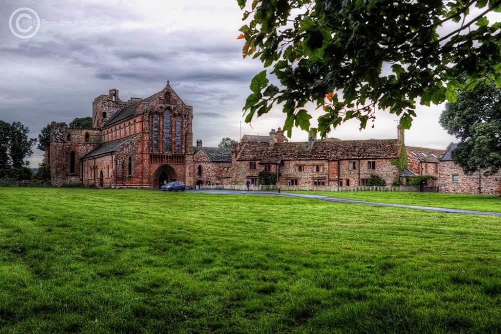 Lanercost Priory, Cumbria, UK