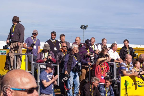 Photographers Great North Run South Shields 2015