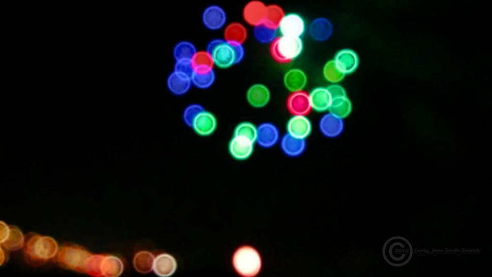 South Shields Fireworks November 1st 2015