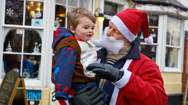 Santa Dash (Chester 2012)