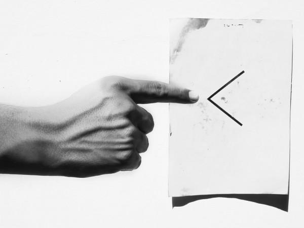 lasilvi silvialew photo bw mano hand runa rune