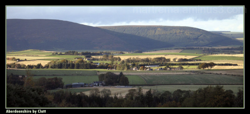 Aberdeenshire by Clatt