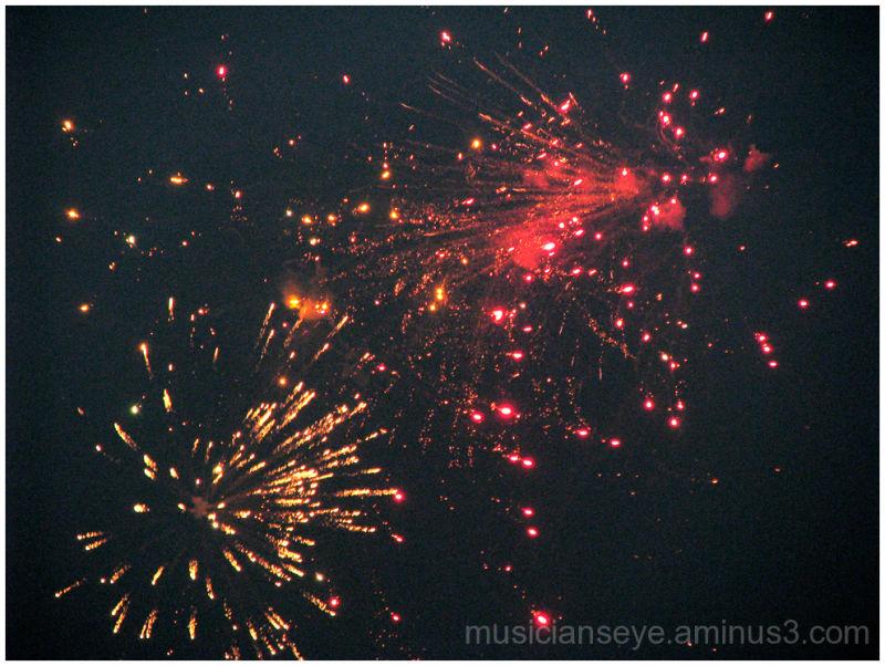 More Diwali fireworks..