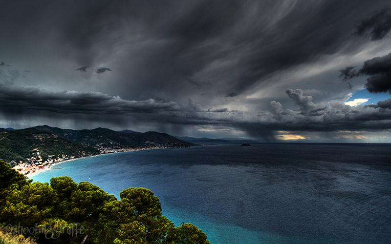 sun and rain II