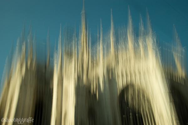 A quick tour of Milan (1 of 6): il Duomo.