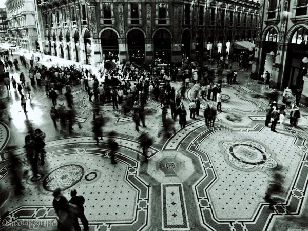 A quick tour of Milan (5 of 6): la Galleria