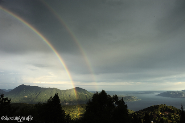 Italian summer part II - Rainbows