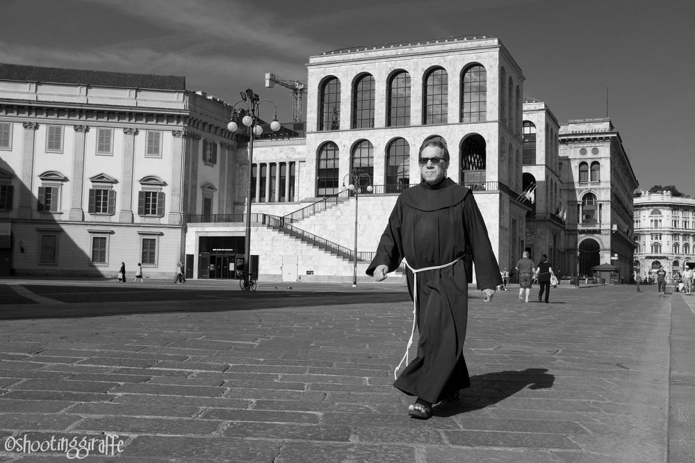 Modern friar