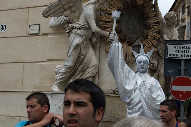 Rome. Fontana di Trevi