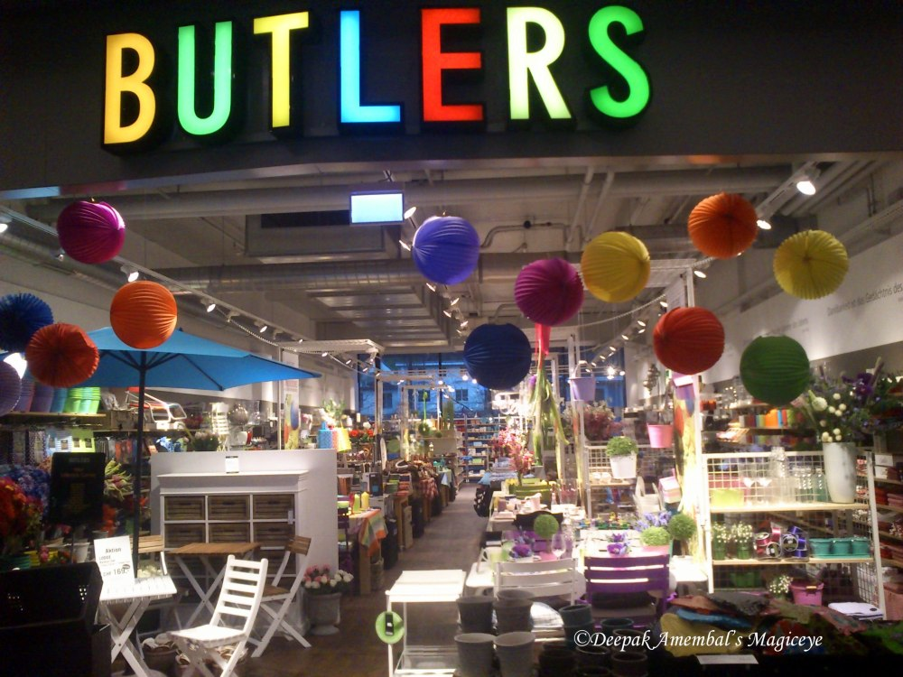 Butlers - Interiors