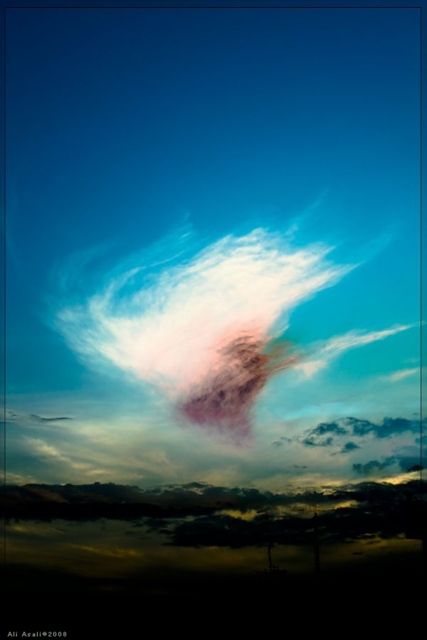 Wounded Cloud
