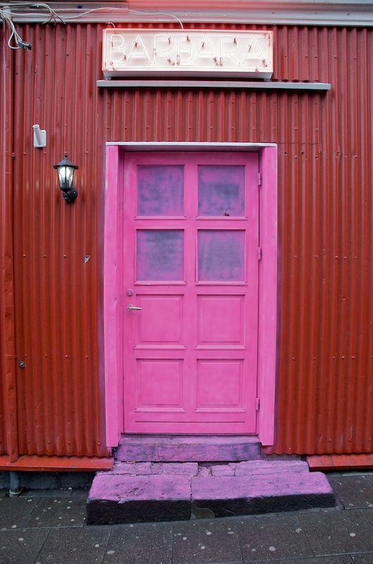 doors in 101 reykjavík - II