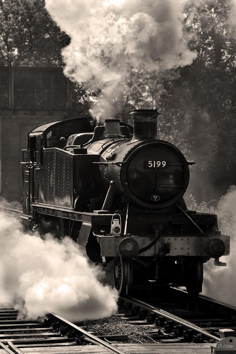 Blebell Railway