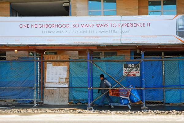 one neighborhood, so many ways to experience it