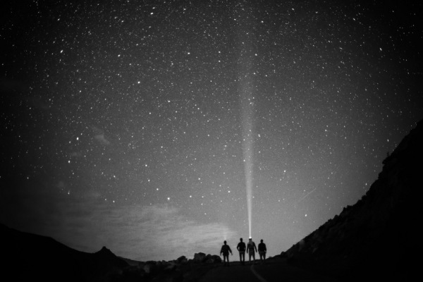 Star Shine In -the- Sky