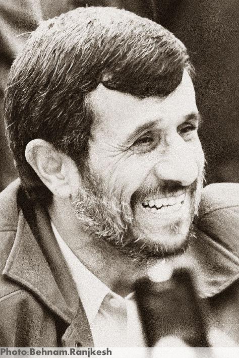 محمود احمدی نژاد Mahmoud Ahmadinejad