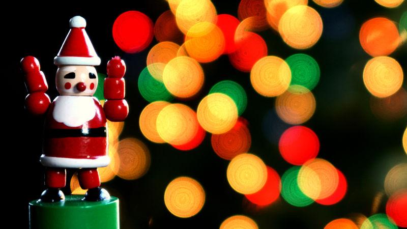 Hey! Ho! Hey! Ho, Ho, Ho!
