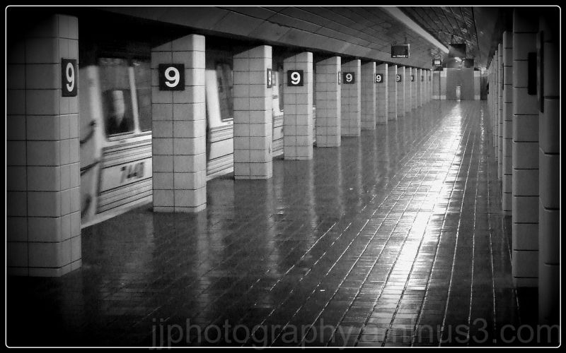 9th street PATh Station