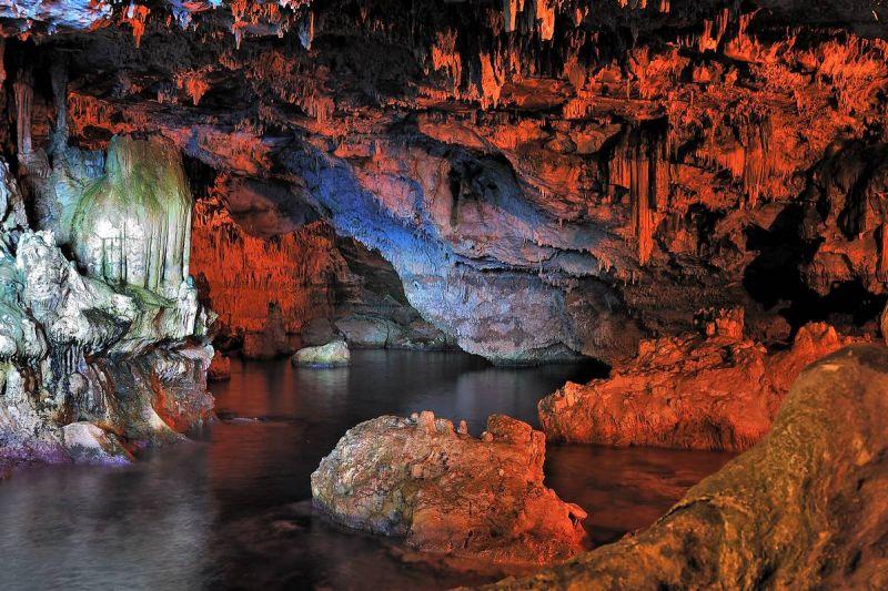 Grotta di Nettuno, Capo Caccia Alghero, Sardinia