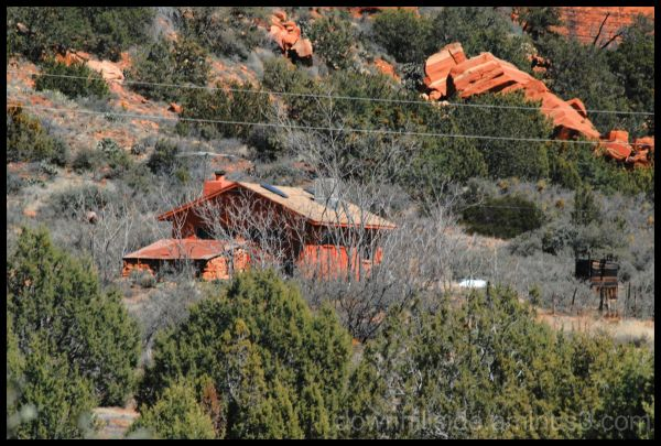 Cabin on the High Desert - Sedona, Arizona