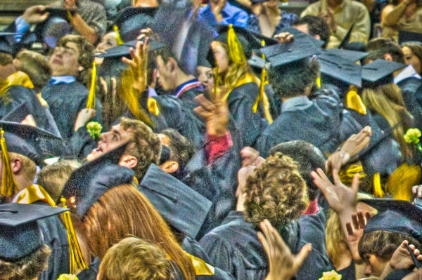 Graduation Mayhem