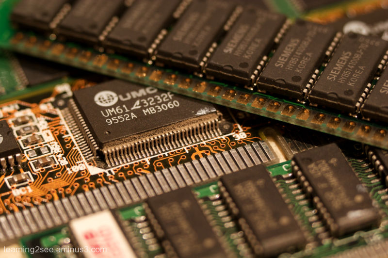 memory chip macros