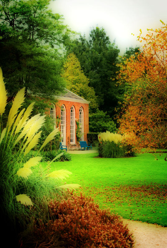 Orangery Dunham Massey Gardens