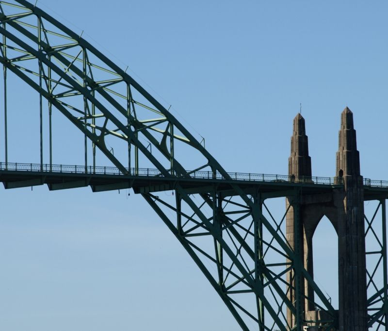 Newport Oregon Bridge