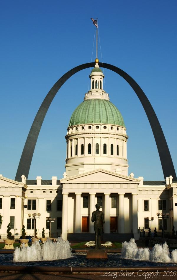 St. Louis Arch Series (vii)