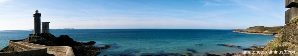 panorama phare du petit minou