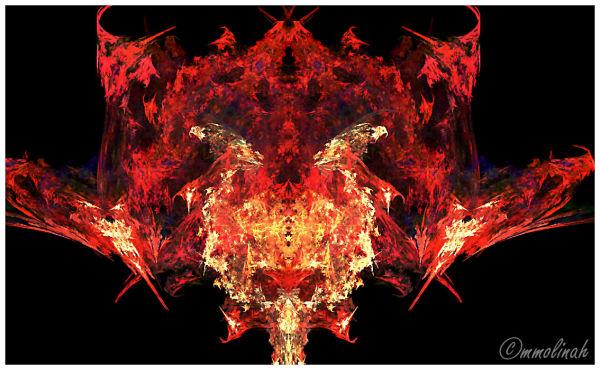 Bilateral- Fractal Image