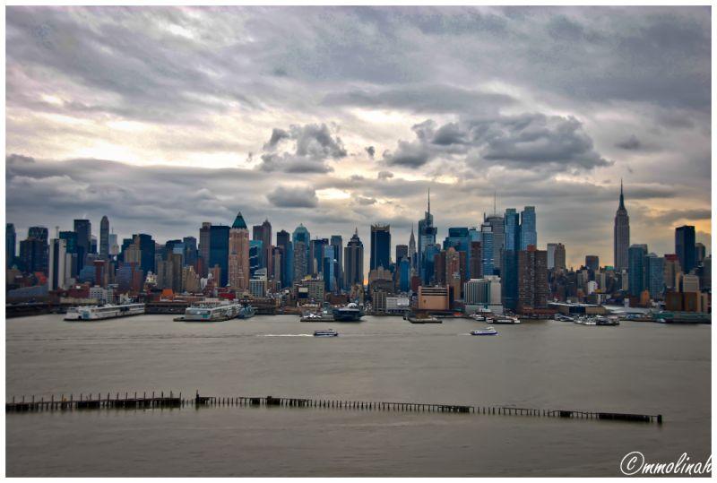NEW YORK (Manhatan #5)
