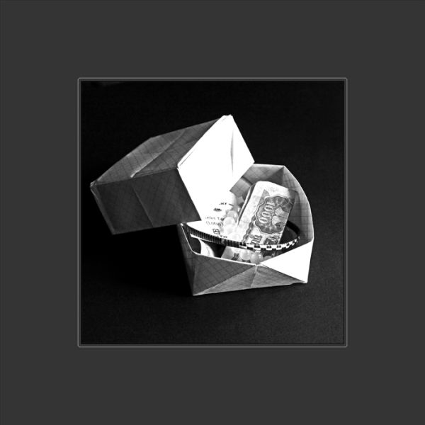Boîte en papier  -  Paper box