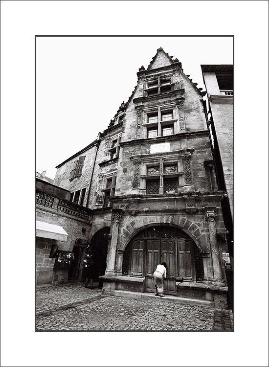 Maison de La Boétie - Sarlat - Périgord Noir