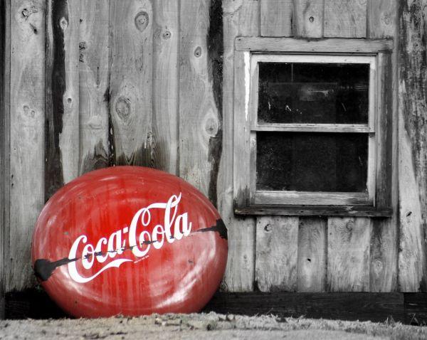 Coke shack