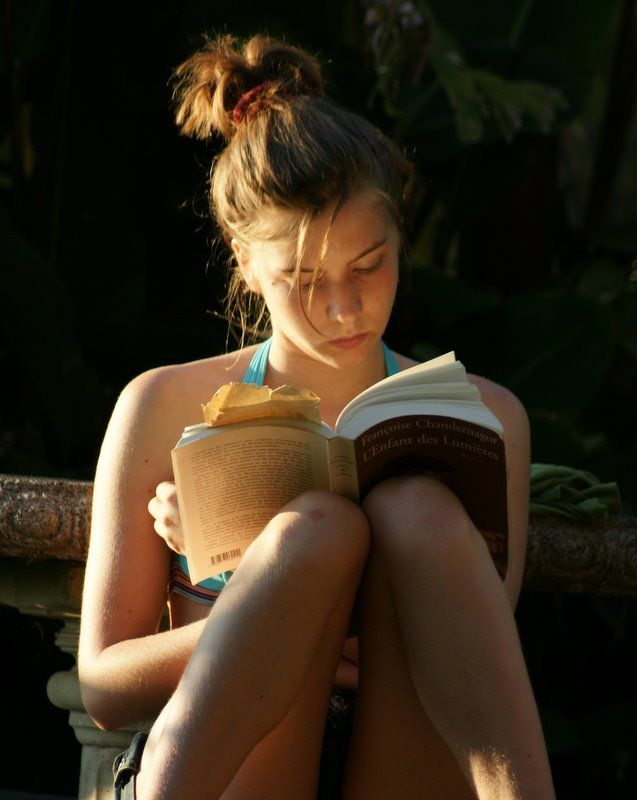 Reading in Paradise - Costa Rica #7