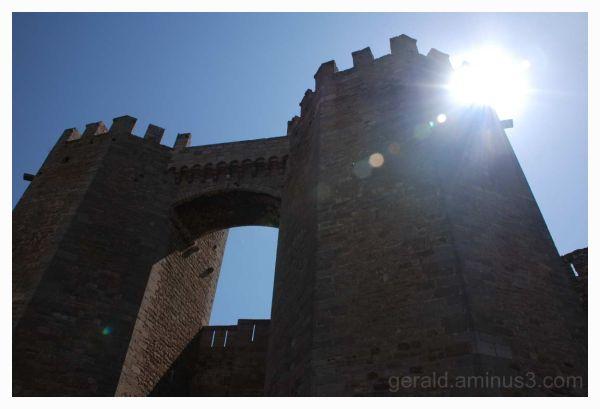 Puerta de Morella