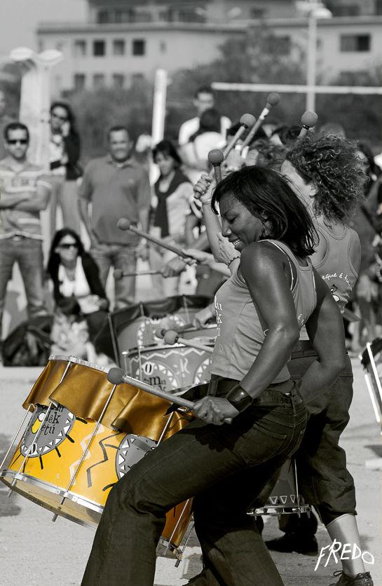 ecole de samba à marseille