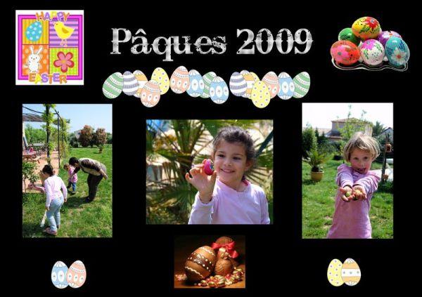 Pâques 2009