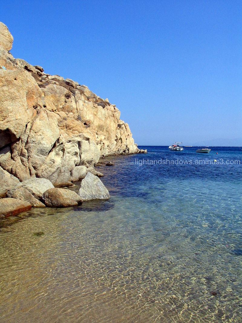 Mykonos Aegean Sea