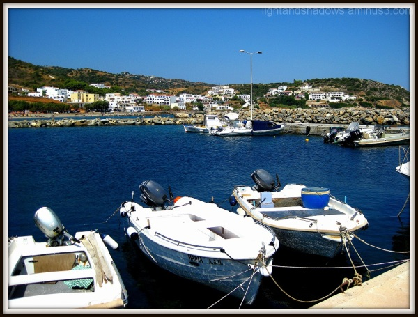 Agia Pelagia at Kythera Greece