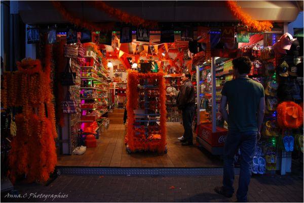 Souvenirs des Pays-Bas
