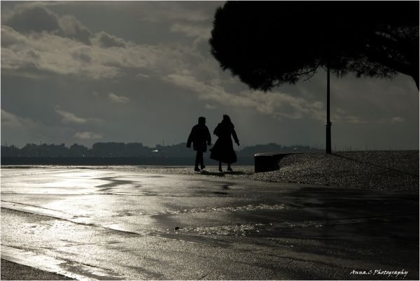 Aller de l'avant, contre vents et marées !