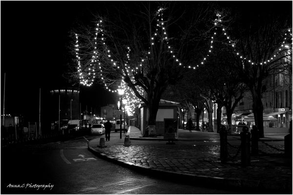 After Xmas, alone in the city...# 1