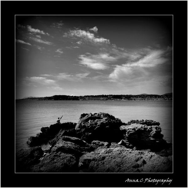 Black Rocks # 5
