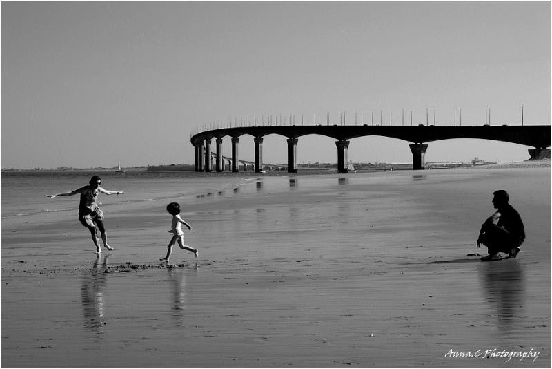 Derniers jeux de plage, derniers feux de l'été
