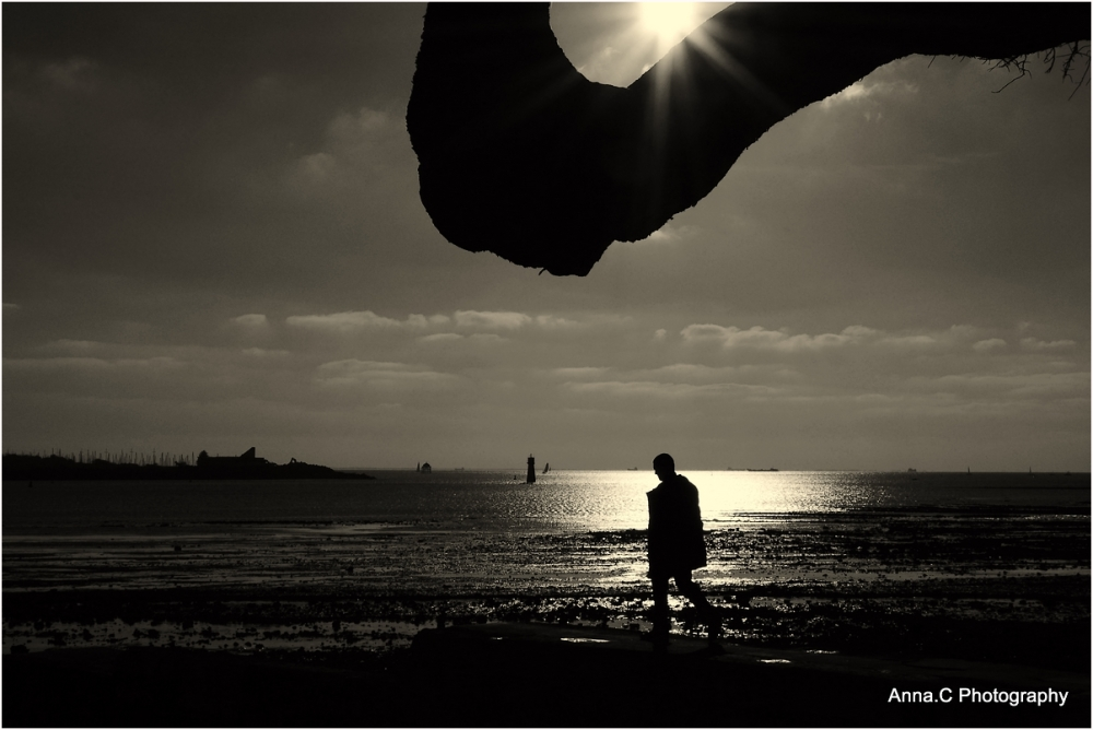 aller vers la lumière sans crainte des obstacles