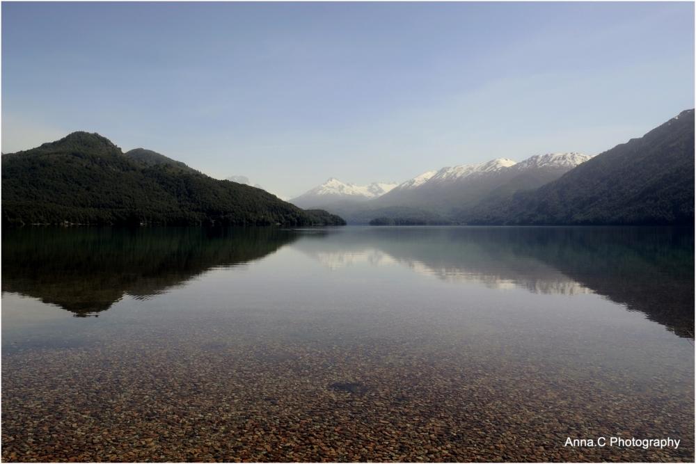 Lake mirror #1