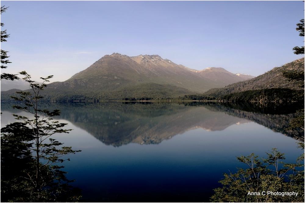 Lake mirror # 4 Fin
