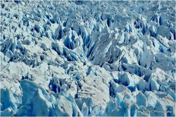 Perito Moreno - Les entrailles du glacier